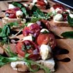 Caprese Salad Bruschetta