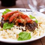 5 Ingredient Lamb with Capsicum Salsa