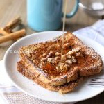 Gingerbread French Toasts