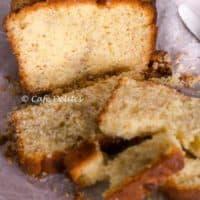 Banana Cake - Cafe Delites-3