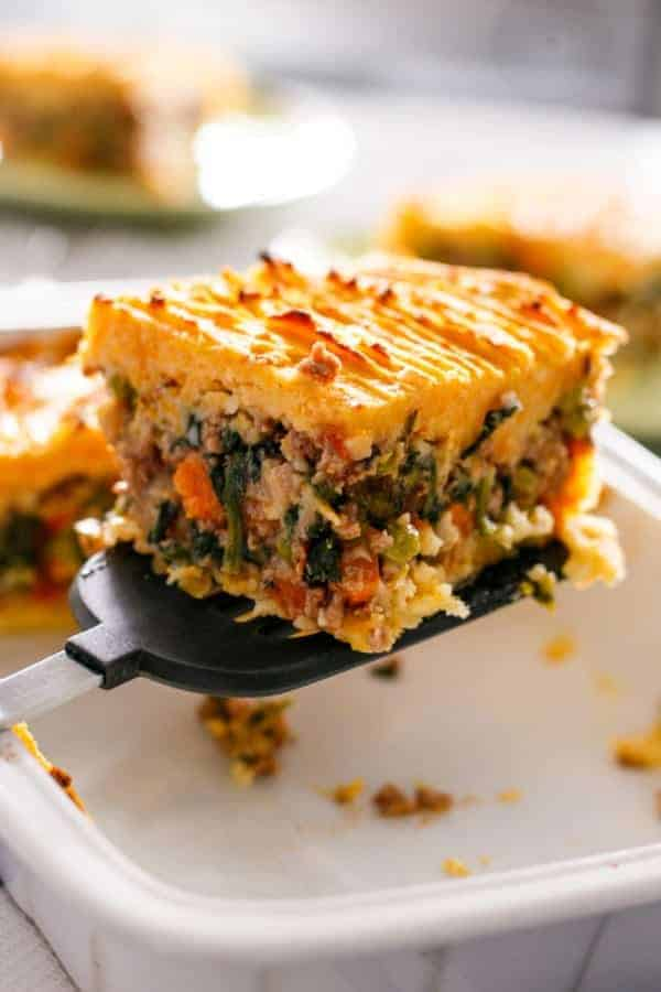 Beef and Pumpkin Shepards Pie - Cafe Delites