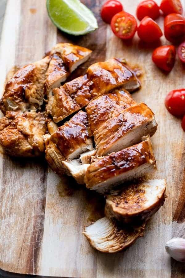 Bbq Chicken Salad-8