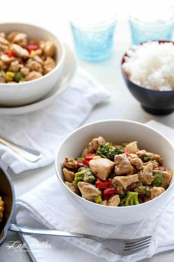 Hoisin Chicken and Broccoli-36