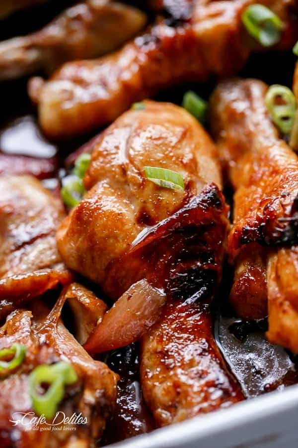 Barbecue Chicken and Soy-8