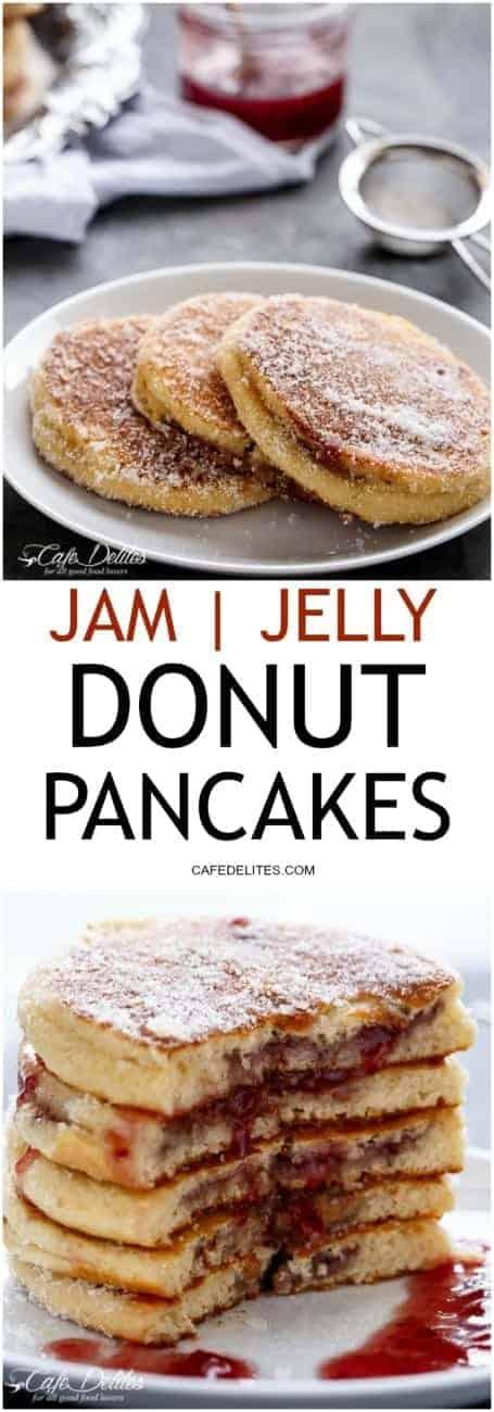 Jam jelly donut pancakes cafe delites jam jelly donut pancakes httpscafedelites ccuart Choice Image