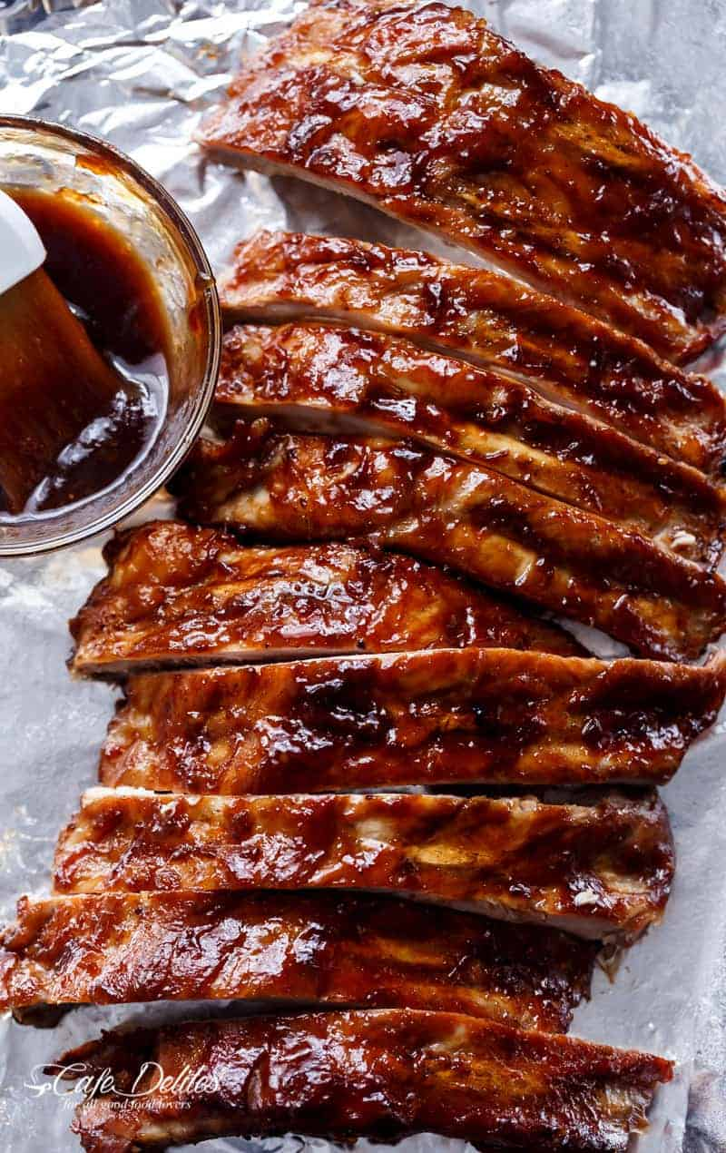 Barbecue Spareribs
