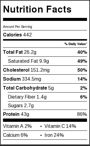 slow-cooker-beef-ragu-nutritional-label
