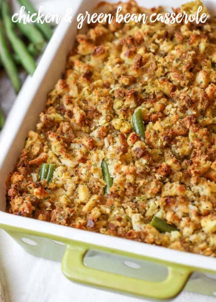 chicken-green-bean-casserole