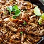 Crispy Pork Carnitas (Mexican Slow Cooked Pulled Pork)