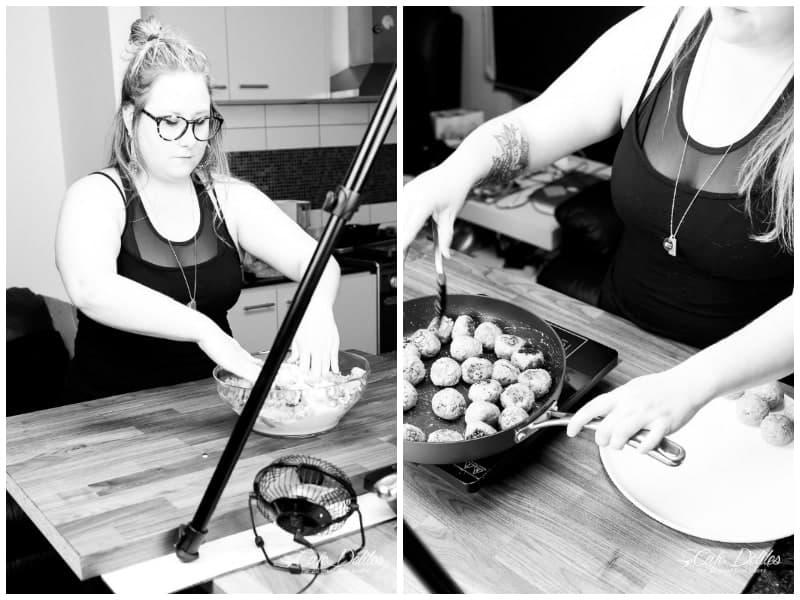 Swedish Meatballs Cafe Delites