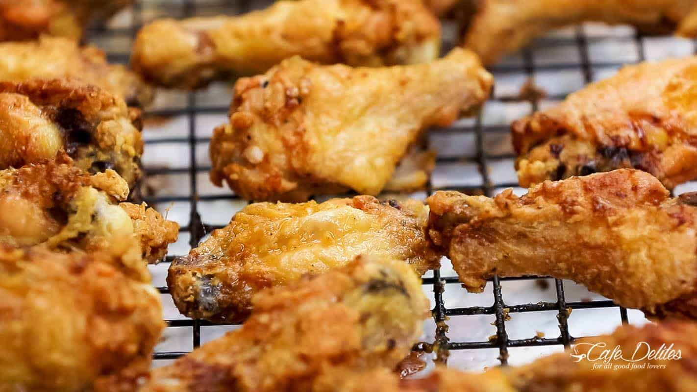 How to make the best homemade chicken wings