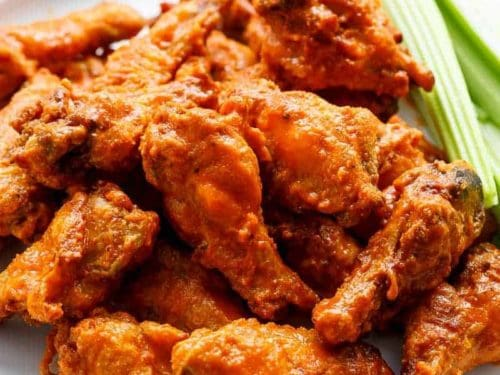 Image result for buffalo wings
