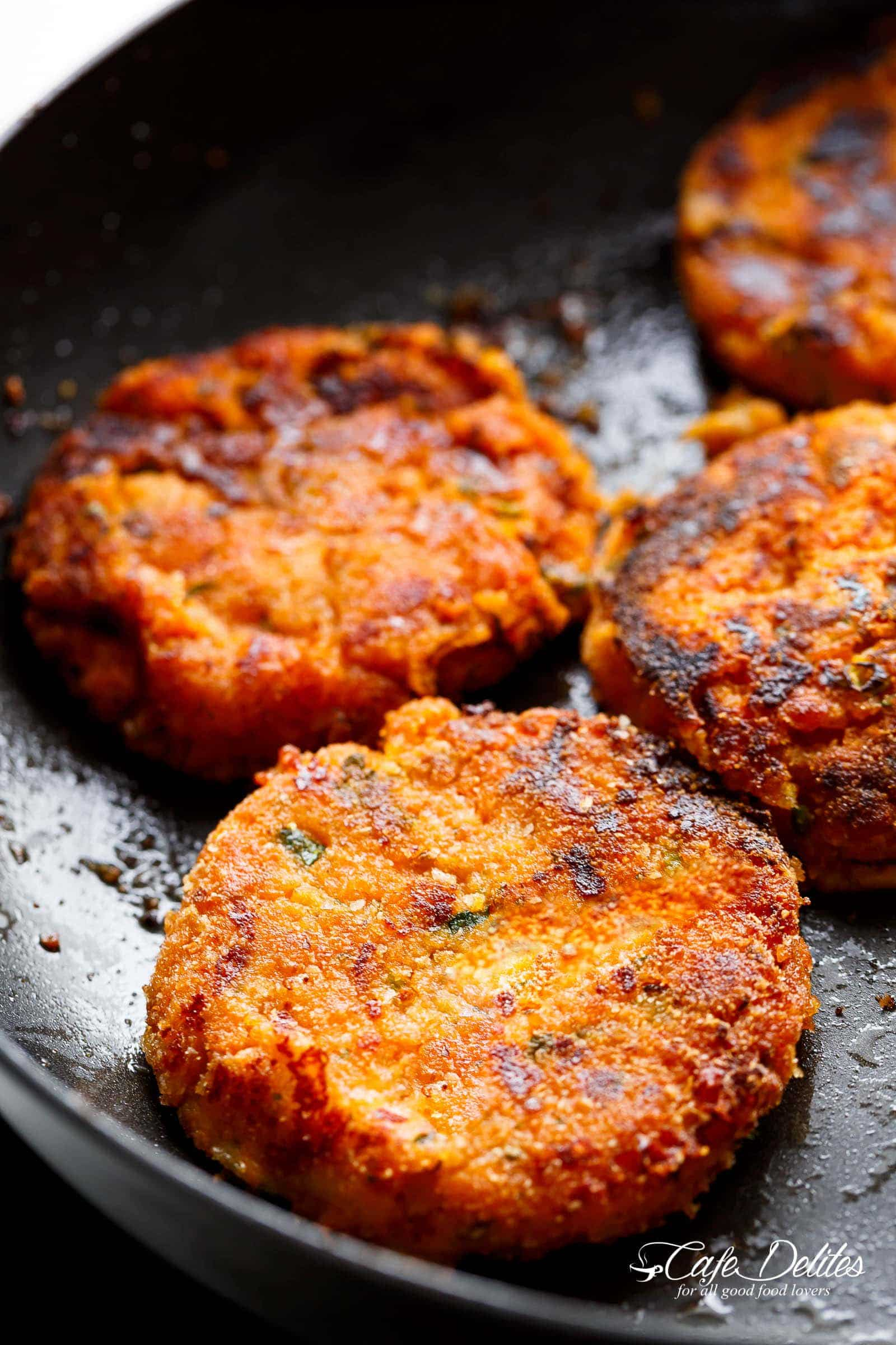 Recipe For Potato Cakes With Bacon