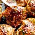 Amazing Browned Butter Honey Garlic Chicken