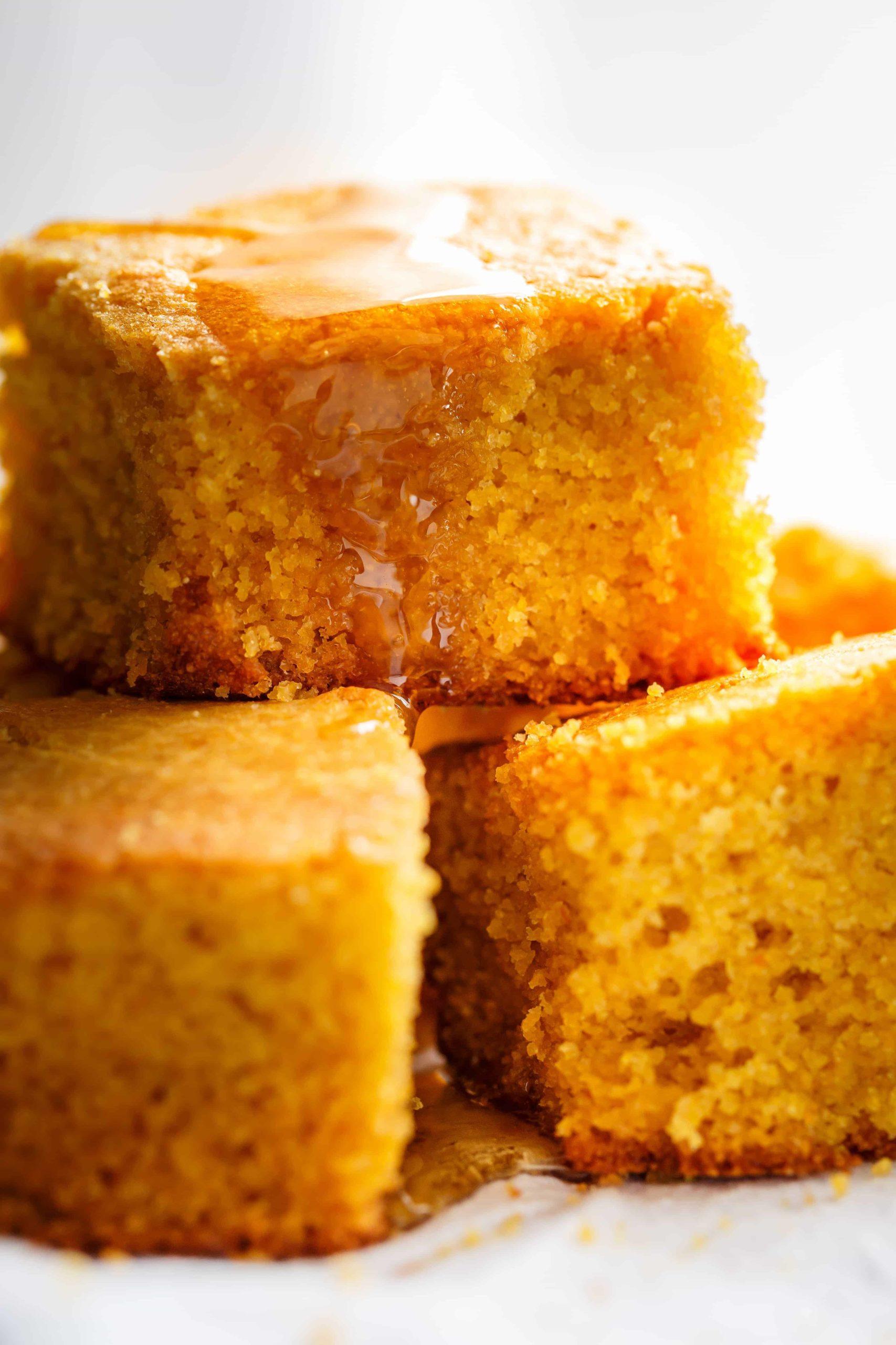 Moist Cornbread Recipe With Buttermilk