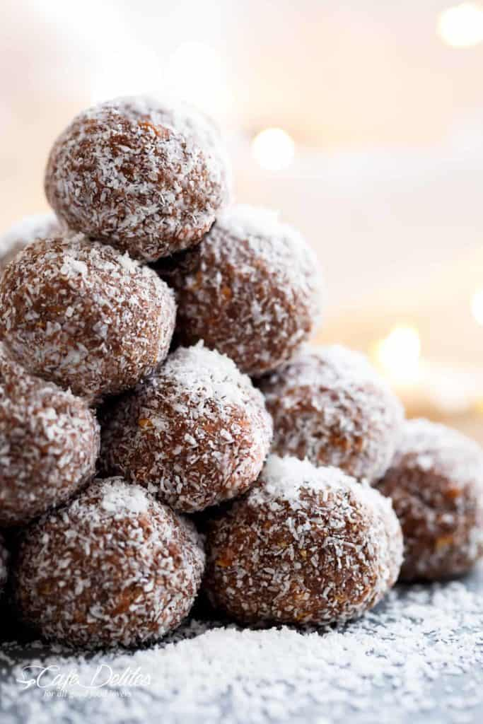 How to Make Coconut Truffles