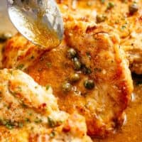 Chicken Piccata Sauce | cafedelites.com