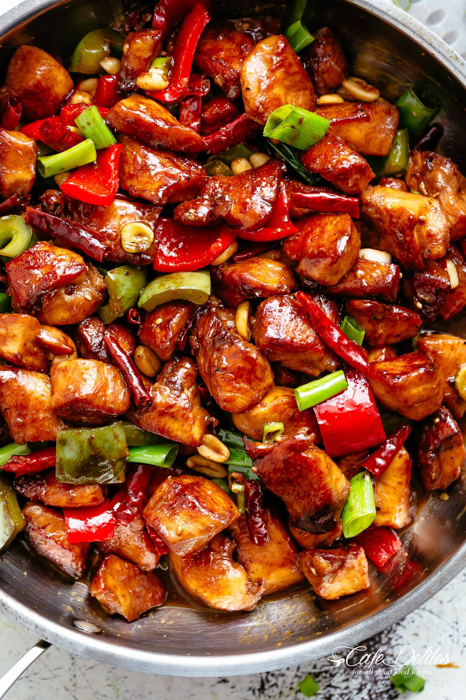 how to make compow chicken