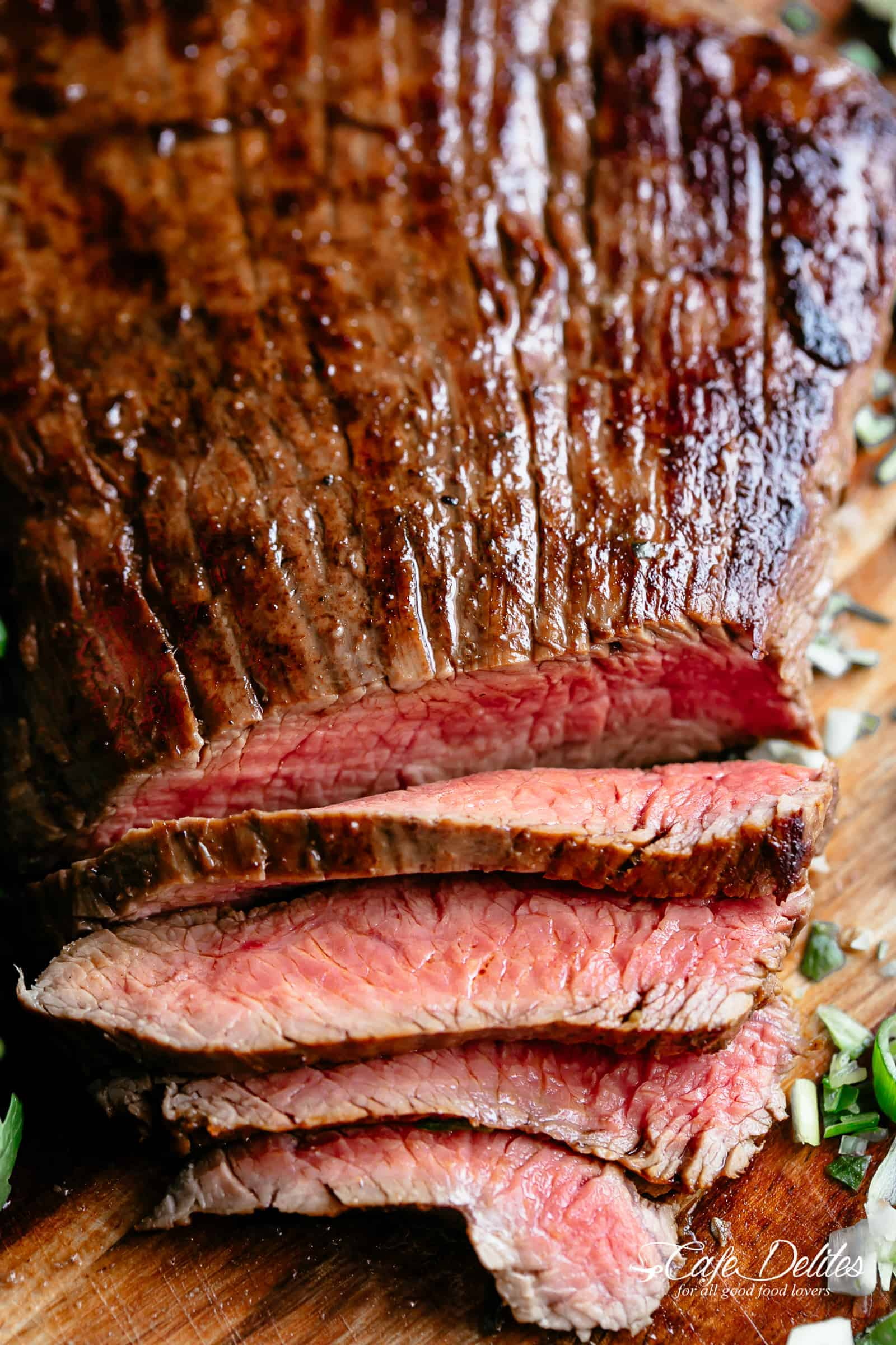 Carne Asada cut against the grain | cafedelites.com