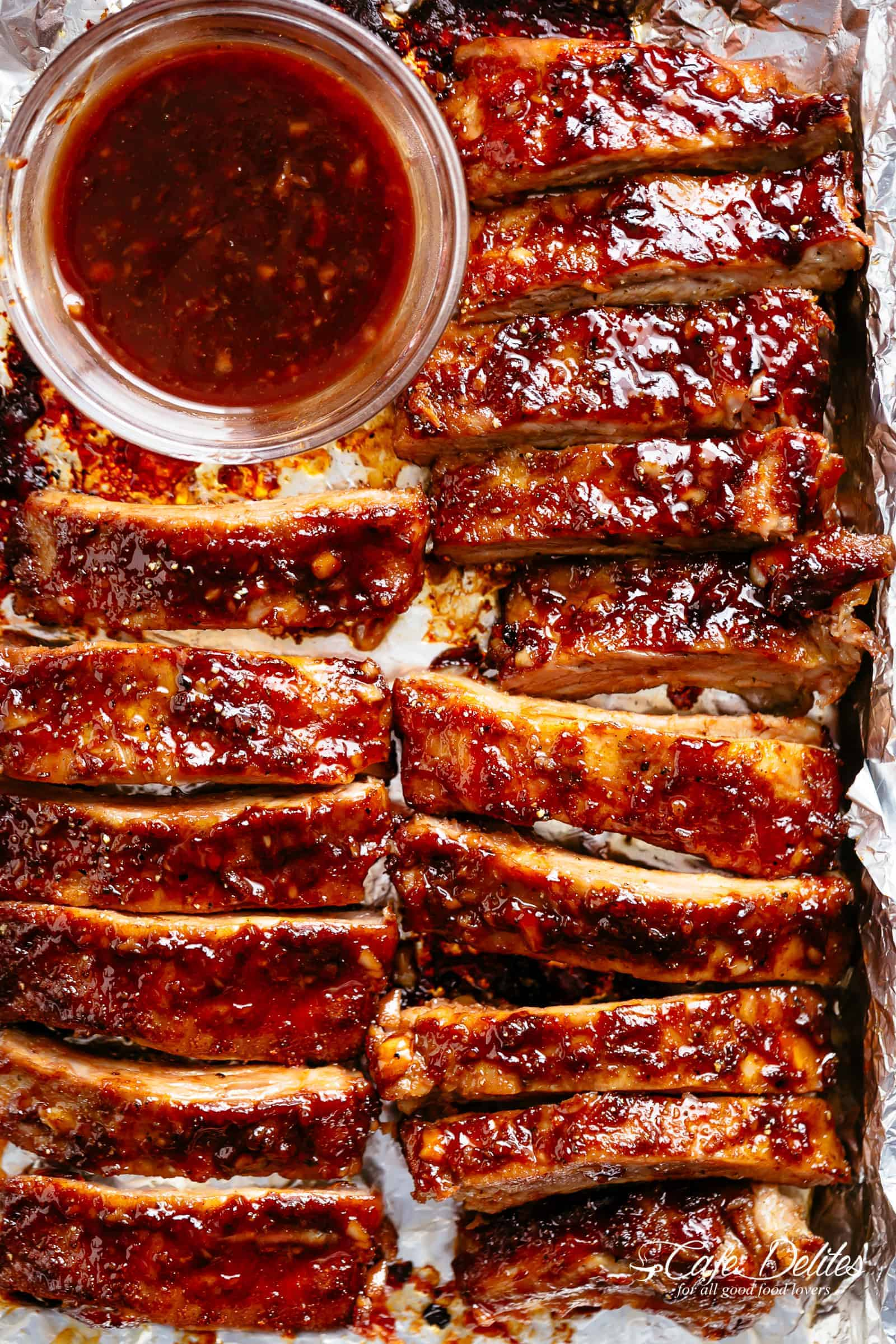 Best oven baked bbq spare ribs recipe
