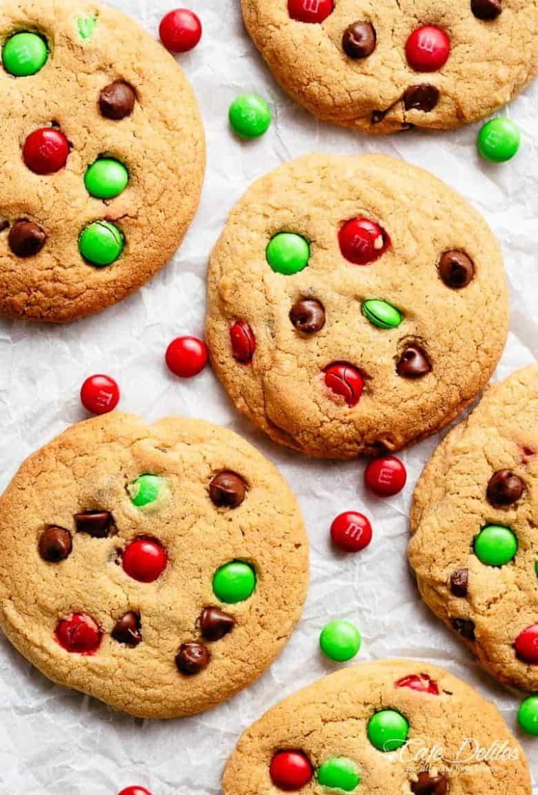 Christmas Cookies | cafedelites.com