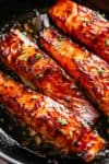 Firecracker Salmon | cafedelites.com