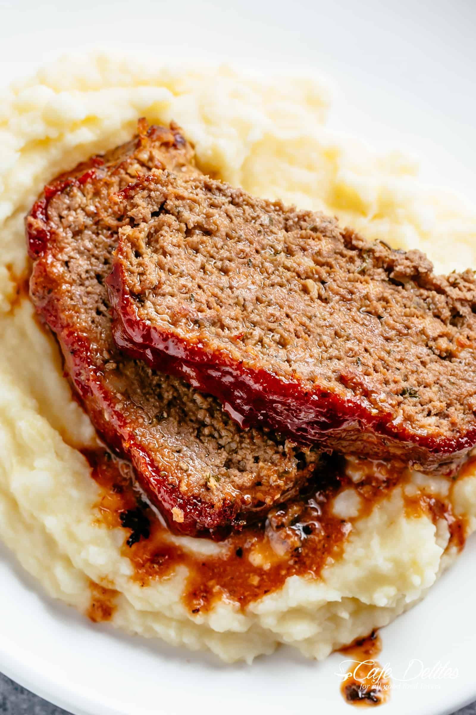Meatloaf Cafe Delites
