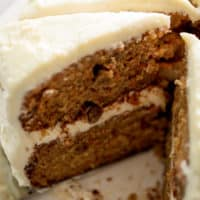 BEST Carrot Cake Recipe | cafedelites.com