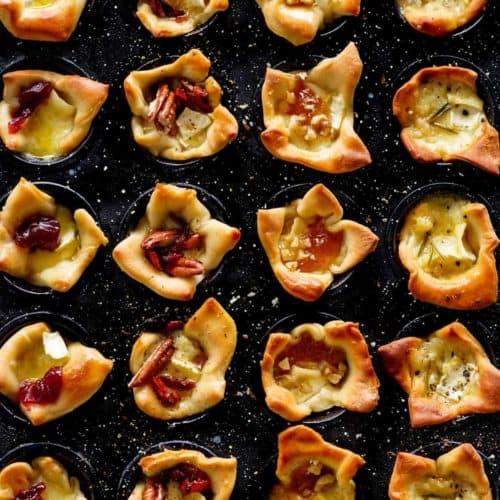 Baked Brie Bites | cafedelites.com