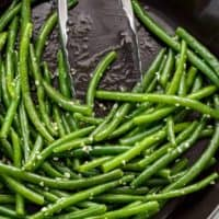 Sautéed Green Beans | cafedelites.com