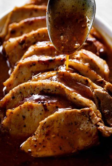 Pork Loin Recipe | cafedelites.com