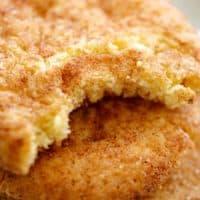 Snickerdoodle Cookies | cafedelites.com