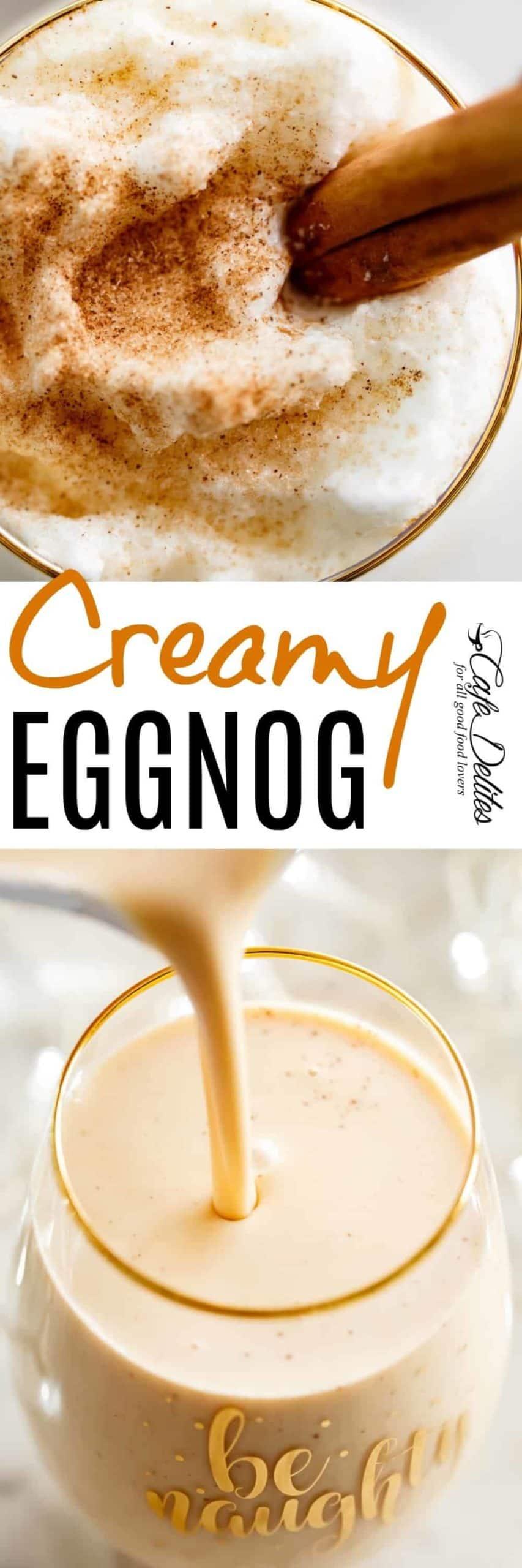 Eggnog | cafedelites.com