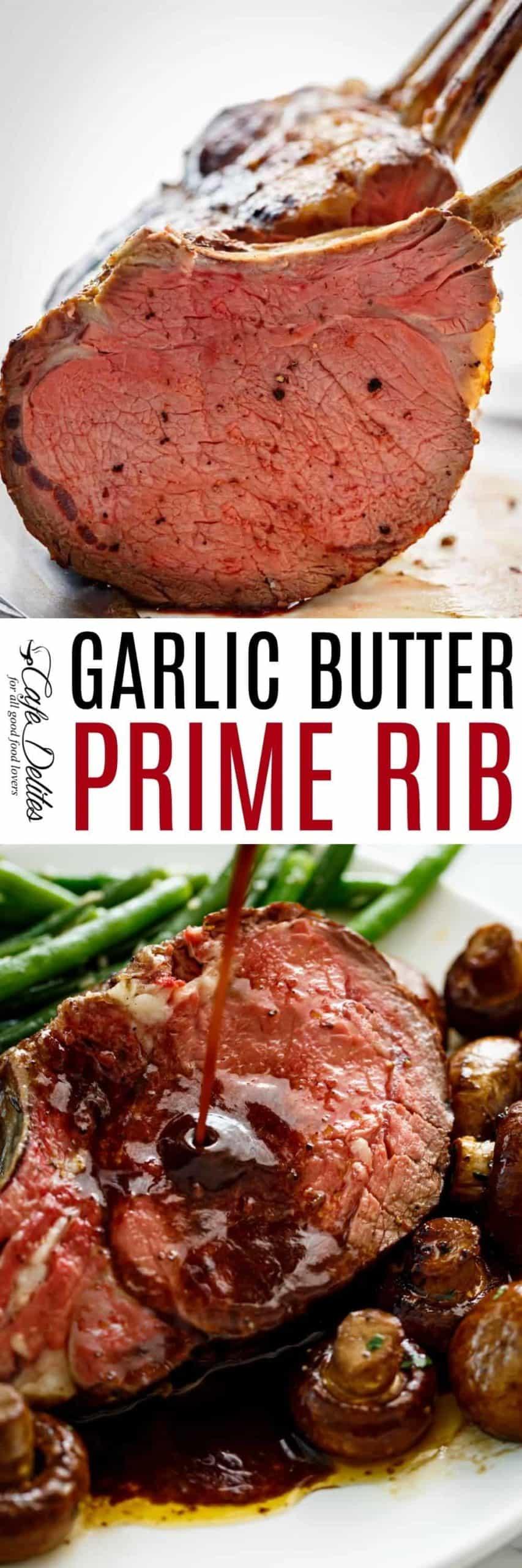 Prime Rib | cafedelites.com