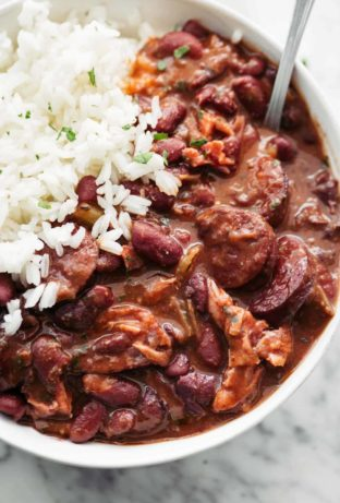 BEST Red Beans and Rice | cafedelites.com