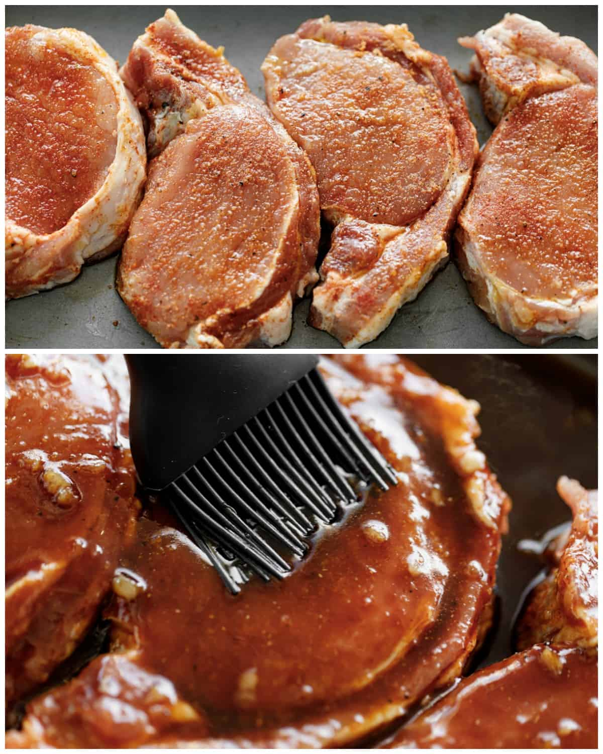 How To Bake Pork Chops in the oven | cafedelites.com
