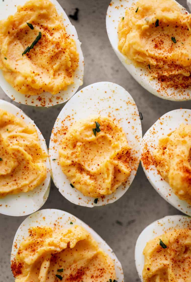 Deviled Eggs | cafedelites.com