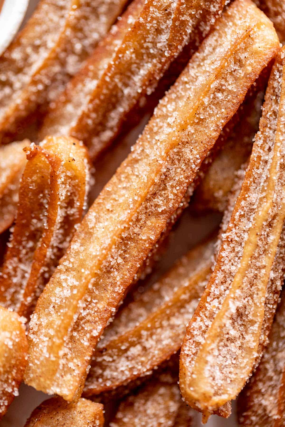 The BEST Churros recipe