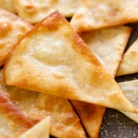 Tortilla Chips Recipe | cafedelites.com